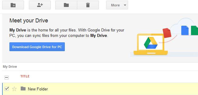 google drive free website hosting tutorial shot 2 | WDA