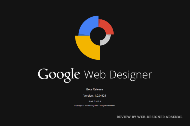 google-web-designers-opening-screenshot |Review by WDA