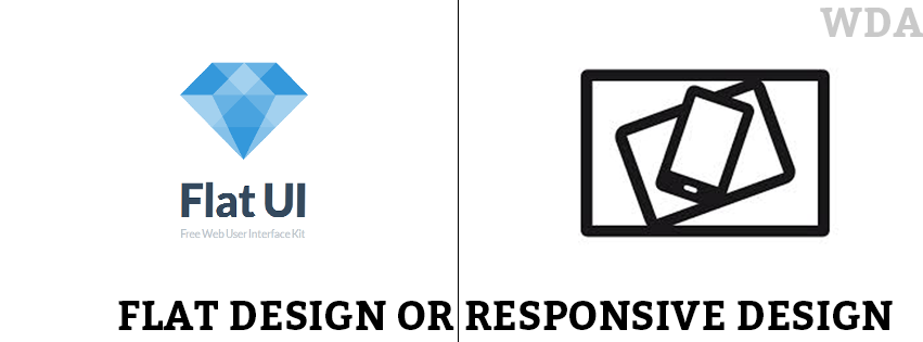 poll-responsive-or-flat-design | WDA