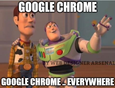 google-chrome-everywhere   Web-Designer Arsenal
