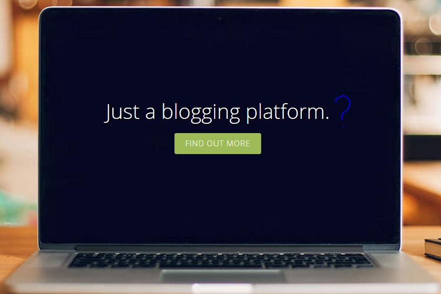 ghost just a blogging platform ? | Web-Designer Arsenal