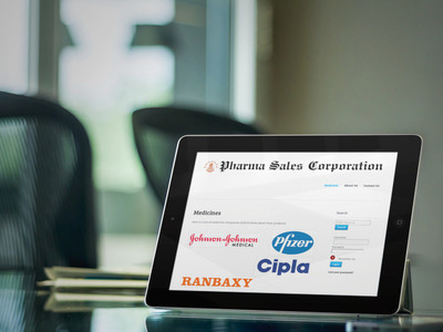 Pharma sales corporation website