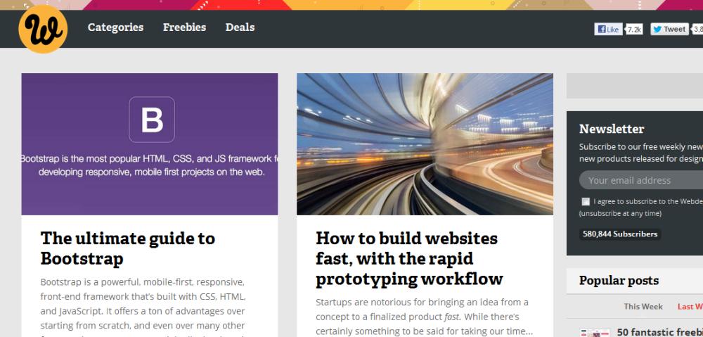 web-designer depot